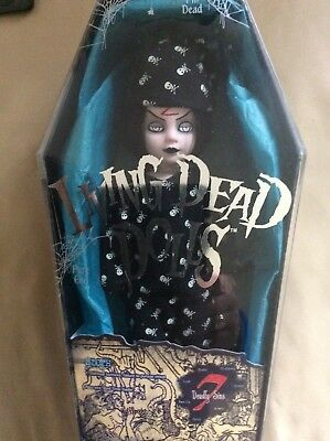 Living Dead Doll Series 7 Deadly Sins BedTime Sadie Sloth