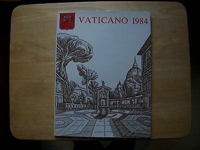 1984 Vatican  Yearbook