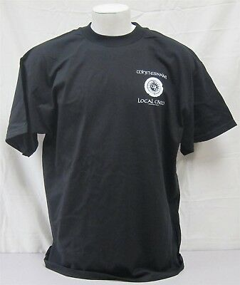 Whitesnake Official Local Crew Shirt 2009 Concert Tour NEVER WORN XL COVERDALE