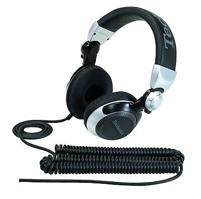 Technics RPDJ1210 DJ Headphones - Silver