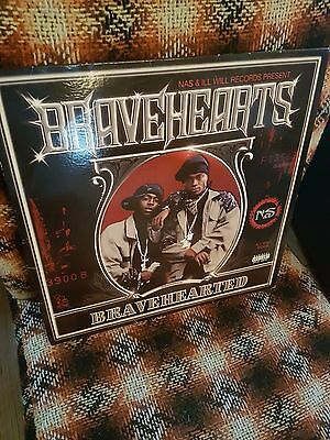 Bravehearts - Bravehearted (2xLP, Album) US Import