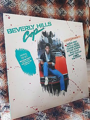 "Music From The Motion Picture Soundtrack ""Beverly Hills Cop"" Vinyl LP"