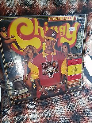 Chingy ‎– Powerballin' (LP Album)