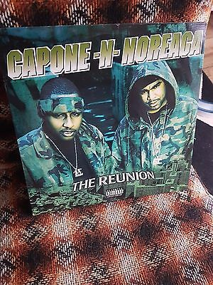 Capone -N- Noreaga ‎– The Reunion Vinyl LP Album