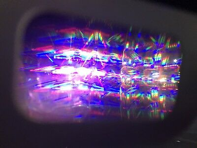 2500 Pairs Of Light Diffraction, 3d Firework Glasses