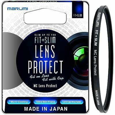 Marumi 58mm Fit Plus Slim MC Lens Protect Filter FTS58LPRO, In London
