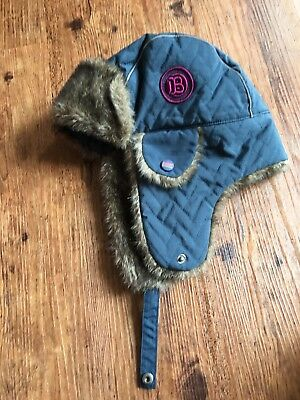 Boys Ted Baker trapper hat age 7 - 10