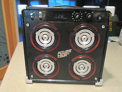 Tiger Electronics Power Tour Amp Stereo inputs for MP3