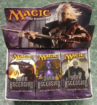 MTG Magic the Gathering Dark Ascension - Sealed Booster Pack from Canada