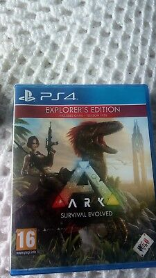 ARK: Survival Evolved - Explorers Edition (PS4) BN Brand New
