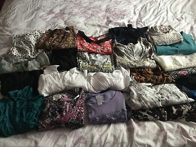 Ladies Tops Bundle Size 14