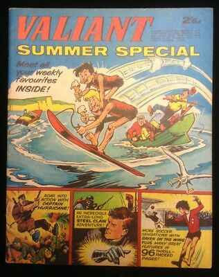 Valiant Summer Holiday Special 1969 - Superb Copy