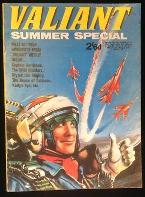 Valiant Summer Holiday Special 1967 - Superb Copy