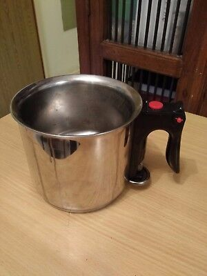 Bain Marie for wax processing -1.5L