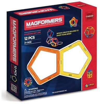 NEW Magformers - Pentagons 12 Kids Childrens Toys