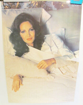 Jaclyn Smith 1977 Charlies Angels Star In White Outfit Wall Poster By Pro Arts