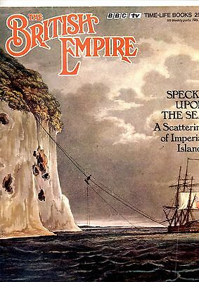 BRITISH EMPIRE MAGAZINE  No.24 Specks upon the Sea - A Scattering of Islands