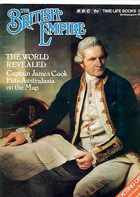 BRITISH EMPIRE MAGAZINE - No.11 World Revealed - Captain Cook - Australasia