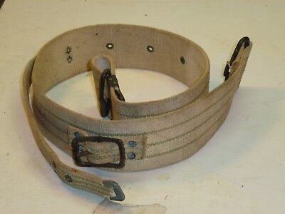 Original Belt For Early Edison Cap Lamps Msa Mine Safety Appliances Maybe Unused