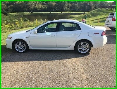 2008 Acura TL 3.2 2008 3.2 Used 3.2L V6 24V Automatic FWD Sedan Premium Moonroof