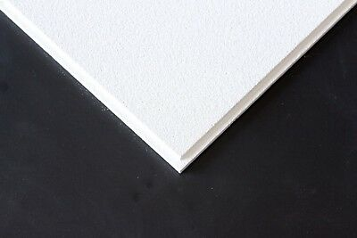2 Boxes Armstrong Dune Microlook 15mm 600mm X 600mm (32 Ceiling Tiles)