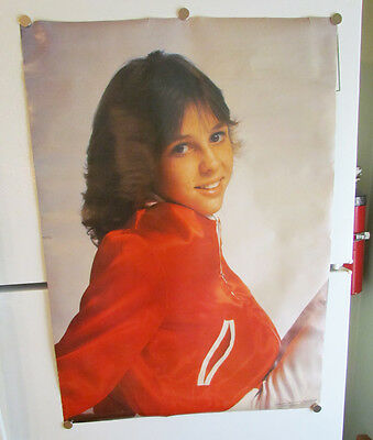 MS. KRISTY McNICHOL 1978 WALL POSTER BY PRO ARTS 20x28 BUDDY ON FAMILY TV SHOW