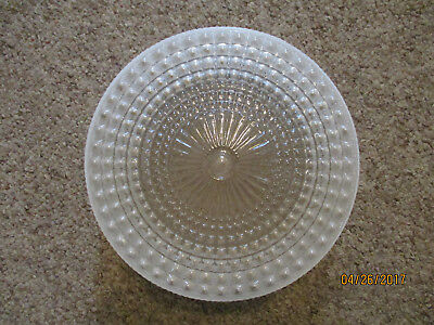 """Vintage Dome Ceiling Light Cover, 10"""""""