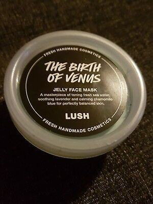 Lush The Birth Of Venus Jelly Face Mask 65g - Brand New - Fresh Product