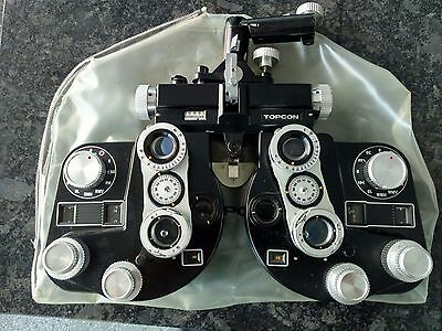 Topcon VT-SE  - Minus cylinder - Selling as is, for parts, or to be fixed!!