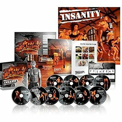 Insanity 60 Day Best Work Out Brand New In Box!