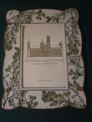 The Smithsonian Vintage Picture Frame by Goebel
