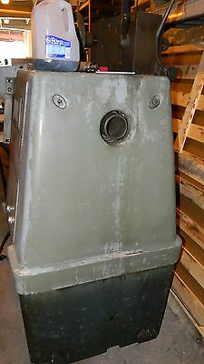 Clausing Colchester 17 inch Fiberglass End Cover Nice