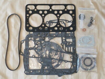 Kubota D1402 Diesel Engine Full Gasket Set