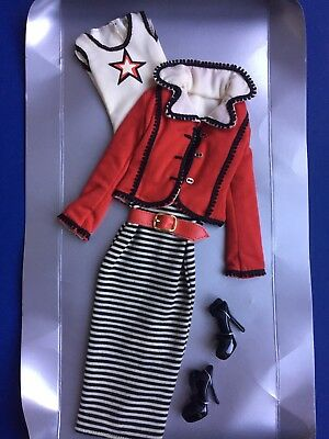 "Tonner Antoinette 16""  Cami & Jon ALL STAR BUSINESS Fashion Doll Clothes Outfit"