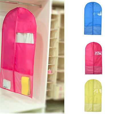 Oxford Clothes Cover Suit Dress Travel Breathable Protection Garment Jacket Coat
