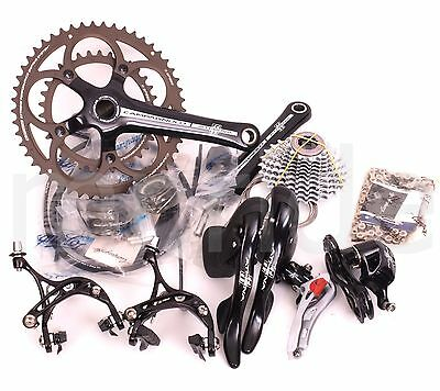 Campagnolo Athena Road Cyclocross Bicycle Bike Groupset 11s 12-27t,175,50/34T