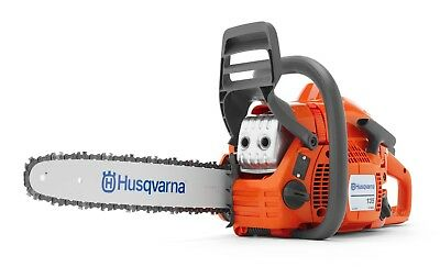 "Husqvarna Chainsaw 135 with 2 year warranty with 14"" bar and chain"