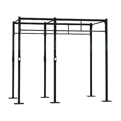Multi Cross Training Fintess Rack Squat Cage Kraft Station Pull Up 293X179Cm