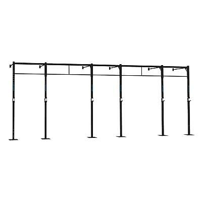 RACK CAPITAL SPORTS Wallmount W 580.110 - 7 PULL UP 3 SQUAT EXERCICE MUSCULATION