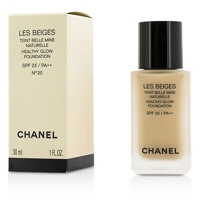 Chanel Les Beiges Healthy Glow Foundation 30ml Shade 20 - New