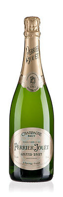 Perrier Jouet Grand Brut Champagne 75cl Gift Boxed