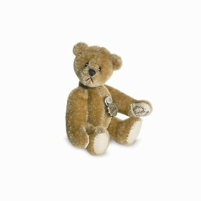 Teddy Hermann fully jointed collectable miniature teddy bear in gift box 15734 2
