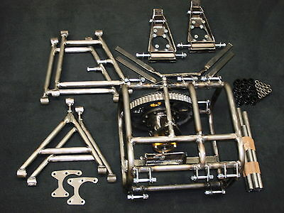 Casarva  Quality DIY Belt Drive Trike Conversion Kit with Differential
