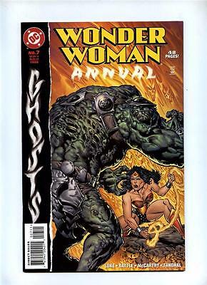 Wonder Woman Annual #7 - DC 1998 - Ghosts