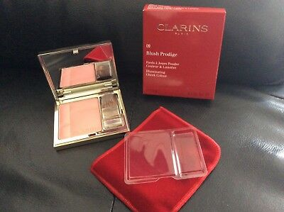 Clarins Brushing Prodige Fards A Joues Poudre Neuf