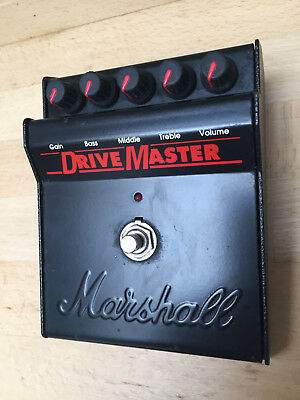 Marshall drivemaster vintage made in England