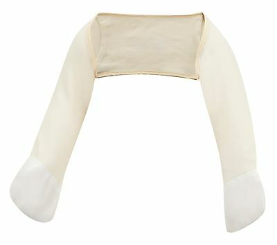 ScratchSleeves | Stay on Scratch mitts | Imperfects | Cream/Oatmeal | 6-9m