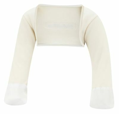 ScratchSleeves | Stay on Scratch mitts | Imperfects | Cream/oatmeal | 9-12m