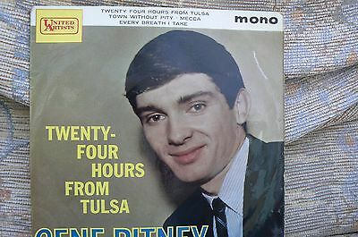 Gene Pitney -  7 Inch Ep - Twenty Four Hours From Tulsa