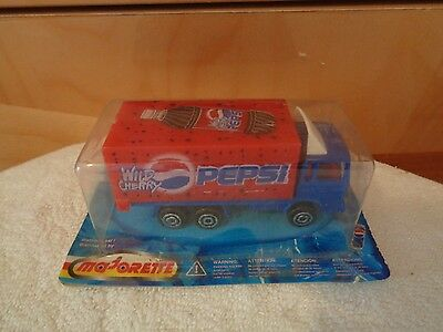 New In Package Metal Pepsi Wild Cherry Truck